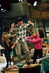 Chandler Dancing