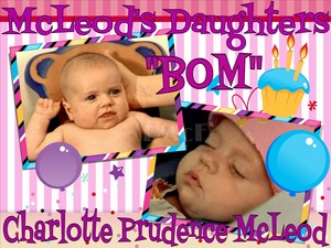 "charlotte Prudence ""BOM"" McLeod"
