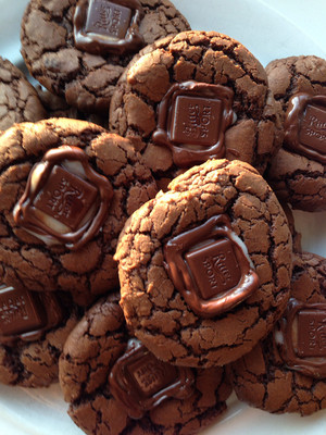 초콜릿 쿠키