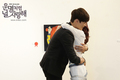 Choi Jin Hyuk and Jang Nara hug at still cuts from ''Fated To Love You''