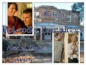 Claire & Alex / Tes & Nick