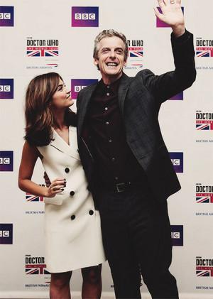 Coleman and Capaldi