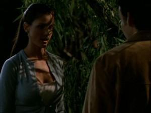 Cordelia and Xander