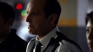 Coulson in Kevlar