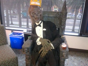 Crypt Keeper The King !