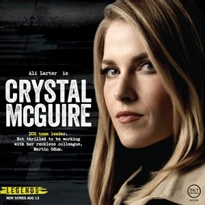 Ali Larter as Crystal McGuire