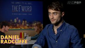 Daniel Radcliffe Chat With ANDPOP (Fb.com/DanielJacobRadcliffeFanClub)