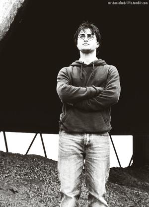 Daniel Radcliffe as Harry <3