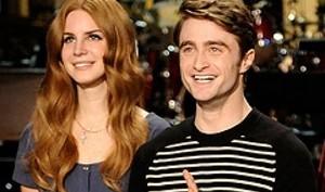 Daniel Radcliffe & Lana Del Rey