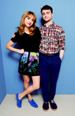 Daniel and Erin