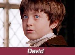 Daniel as David