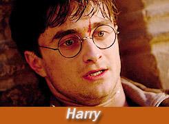 Daniel as Harry <3