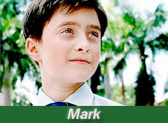 Daniel as Mark Pendel in Tailor of Panama