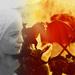 Dany and Drogon - daenerys-targaryen icon