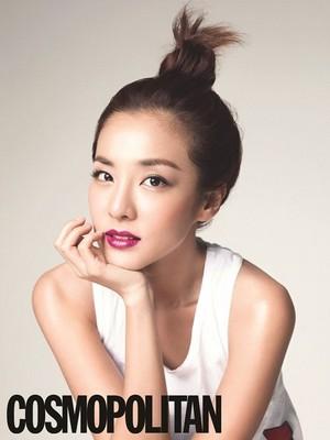 Dara for 'Cosmopolitan'