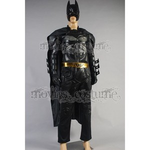 Dark Knight Collector Custom Full Set Costume for Batman Cosplay