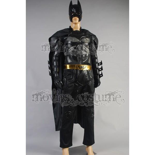 Dark Knight Collector Custom Full Set Costume for Batman Cosplay