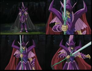 Dark Magician Knight
