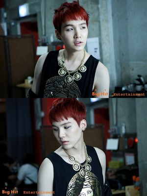 Dark and Wild photoshoot Bangtan Boys