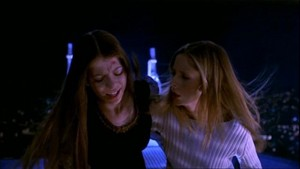 Dawn and Buffy