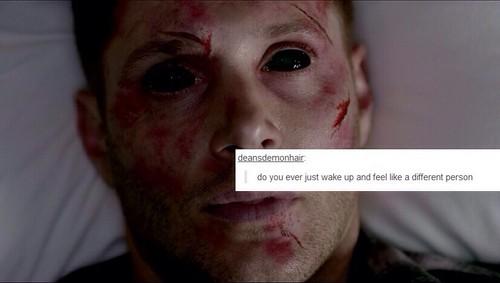 スーパーナチュラル 壁紙 called Dean | Tumblr Text Post