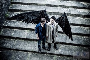 Dean and Castiel ☆