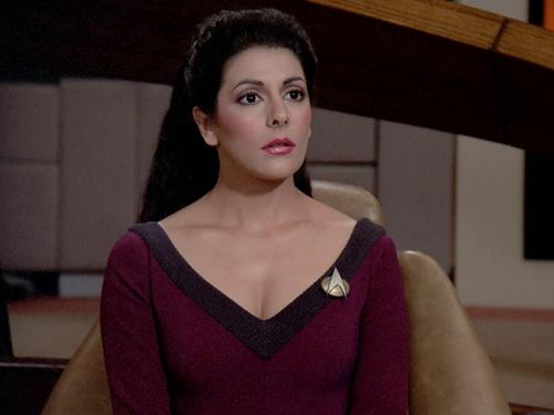 Star Trek-The Next Generation wallpaper titled Deanna Troi