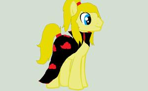 Deidara pony