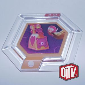 Disney Infinity Honey citron Power Disc