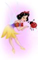 Disney Princess Fairies - Snow White