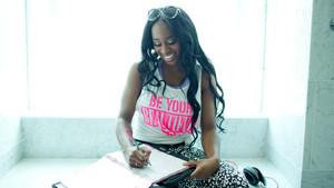 Diva Day Off: Naomi