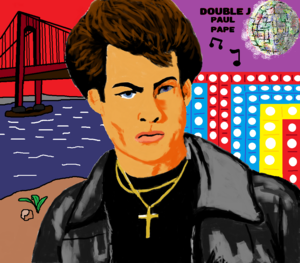 Double J cartoon