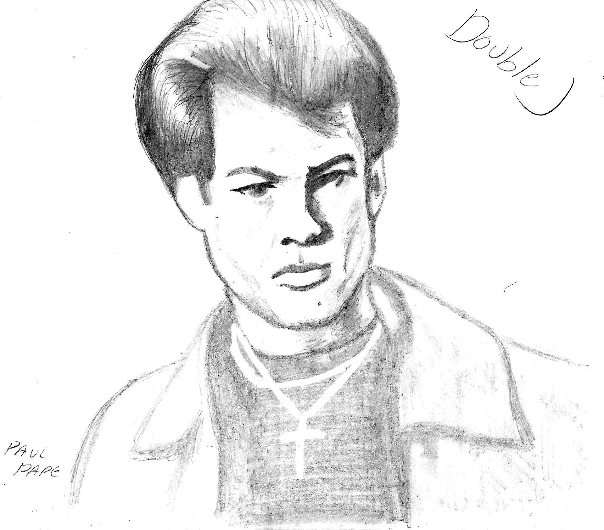 Double J drawing