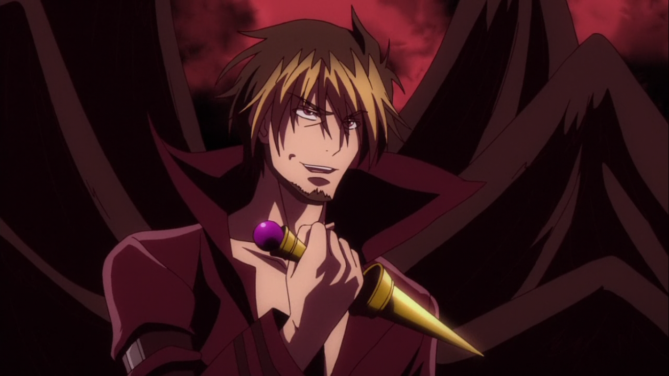 Azazel High School Dxd Images Down Fall Dragon Spear Hd Wallpaper