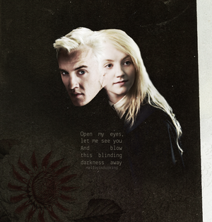 Draco and Luna
