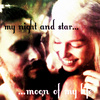 Khal Drogo photo with a portrait entitled Drogo and Dany