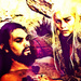 Drogo and Dany - khal-drogo icon