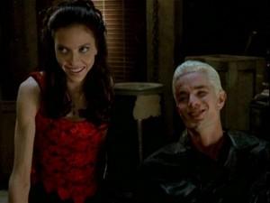 Dru and Spike