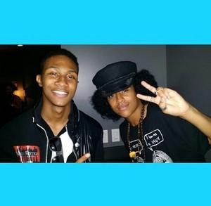 EJ and Prince