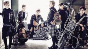 exo - 1st Look magazine edits