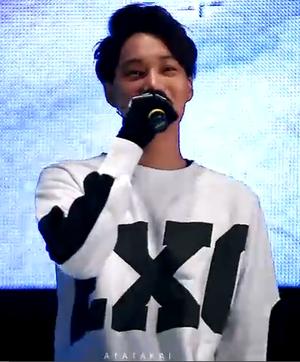 EXO Kai 2014