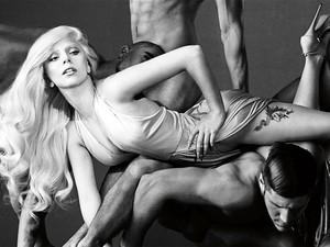 Eau De Gaga [Promo Shoot]