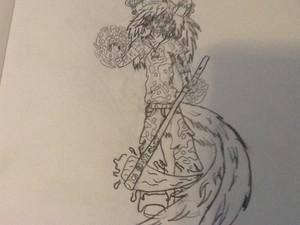 Echo Chimera 狼, オオカミ