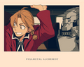 Edward and Alphonse Elric - edward-elric fan art