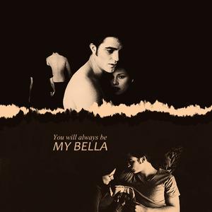 Edward and Bella<3