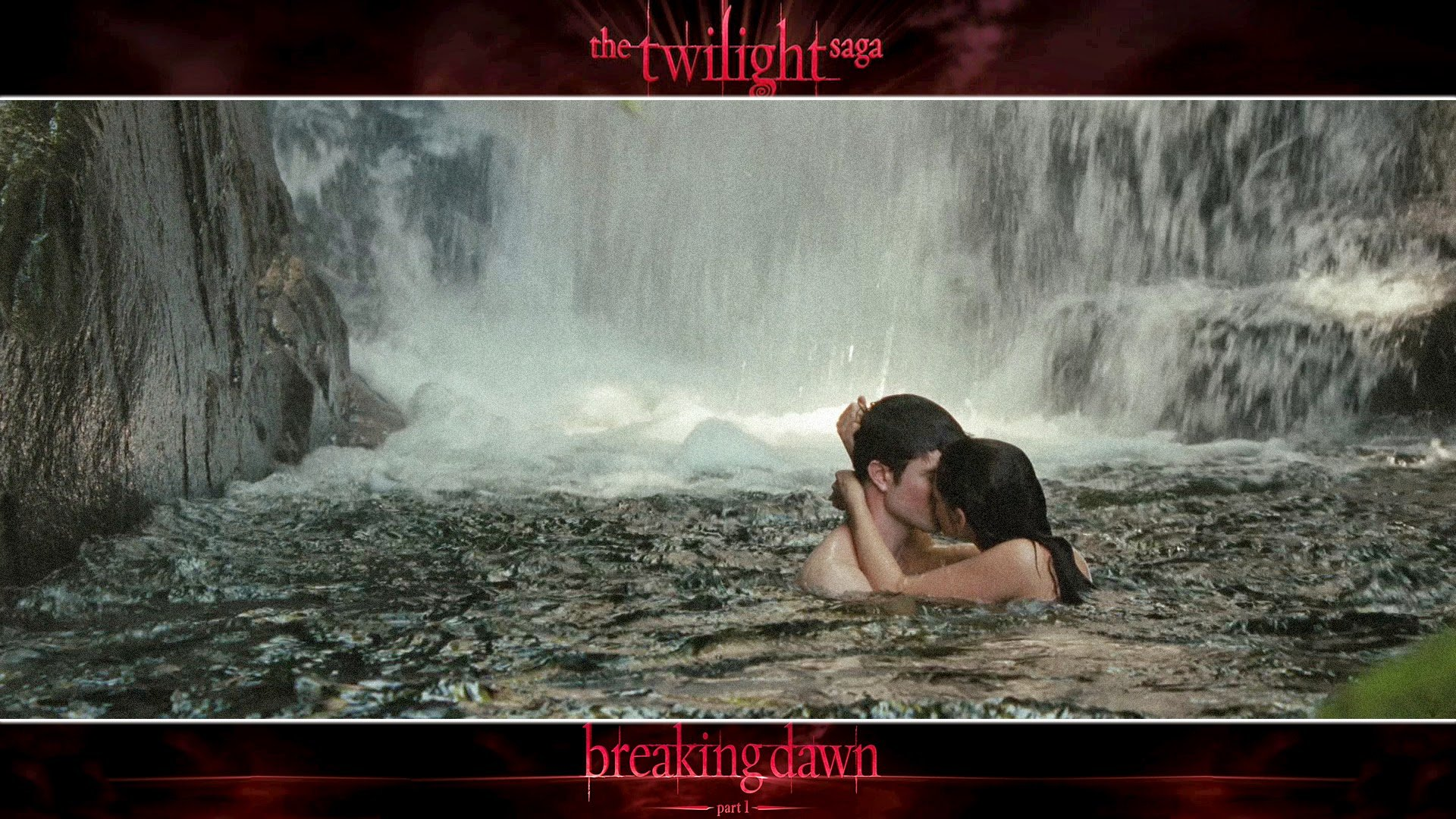 Edward and bella breaking dawn honeymoon