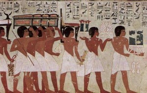 Egyptian Miners