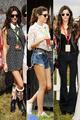 Eleanor V Festival outfits