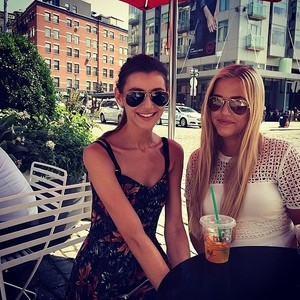 Eleanor and Lottie in NYC ♥
