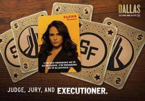 Elena Ramos | Dallas TNT Poster